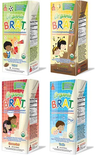 B.R.A.T. Organic Wellness Drink