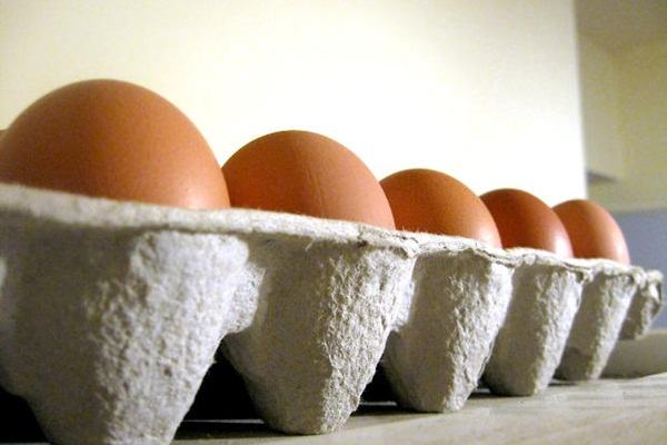 Are eggs dairy? Fortunately, no!