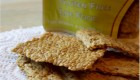 Foods Alive Organic Flax Crackers – Mustard