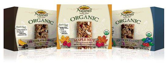 New England Natural Baker's Granola