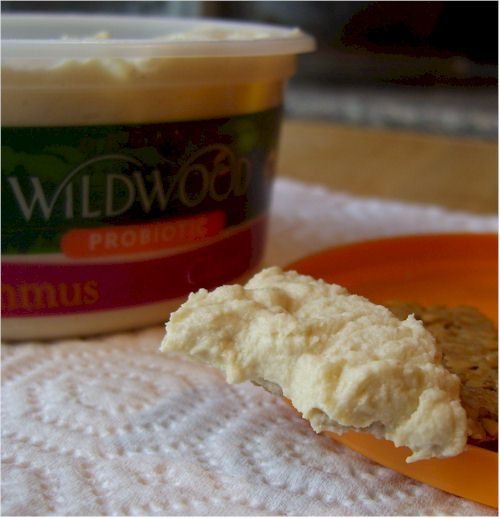 Wildwood Probiotic Hummus