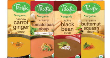 Pacific Foods Creamy Soups (review) - organic dairy-free creamy soups made with simple wholesome ingredients!
