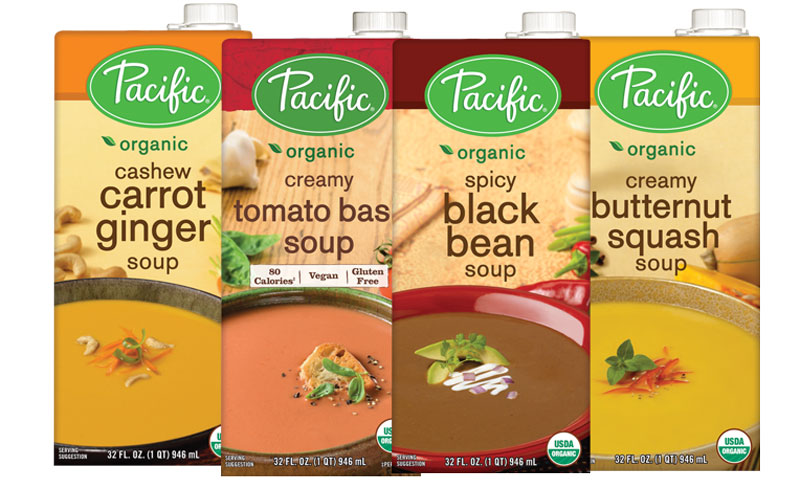 Pacific Foods Soup Gluten Free