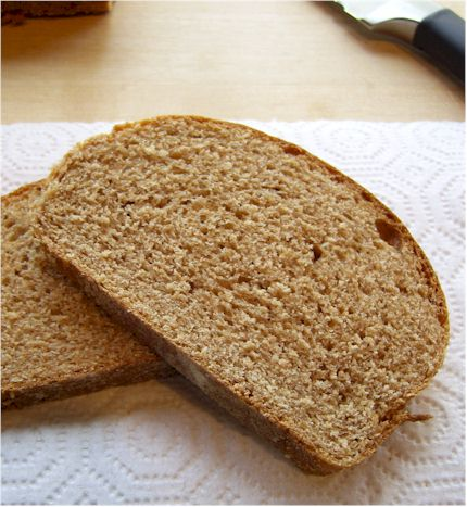 Cinnamon Spelt Bread - Simple Whole Grain Bread Recipe