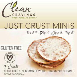 Clean Cravings Crust
