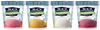 So Delicious Coconut Water Sorbet - Dairy-Free and Vegan