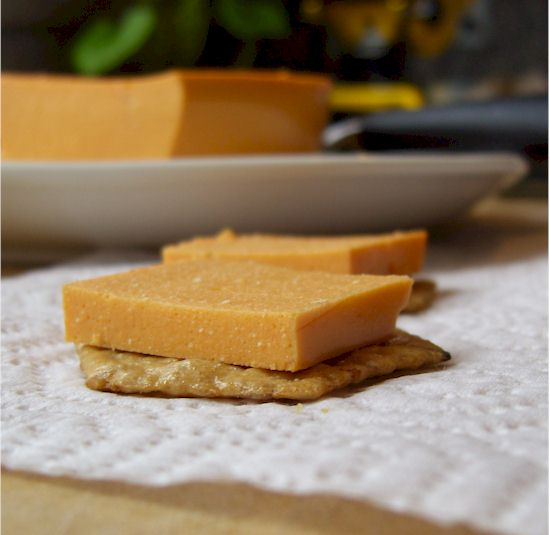 Ste Martaen Vegan Cheese Alternative (Review)