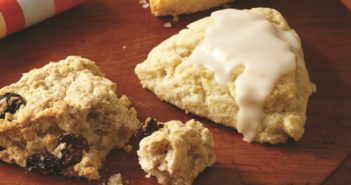 Gluten-free Cherry Oat Scones Recipe (also dairy-free, egg-free, nut-free and soy-free!)