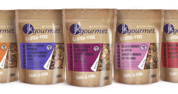 JK Gourmet Grain-Free Granola - gluten-free granola free of all grains!
