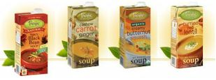 Pacific Foods Creamy Soups - Dairy-Free, Gluten-Free and Vegan