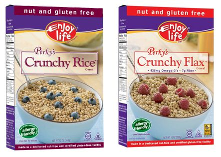 Enjoy Life Foods Perky's Cereal