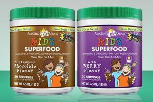 Amazing Grass Kidz Superfood Drink Poders