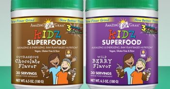 Amazing Grass Kidz Superfood Drink Poders