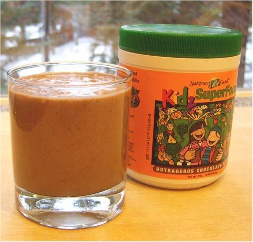 Amazing Grass Kidz Superfood - Chocolate Shake
