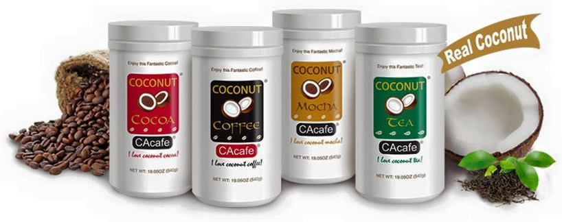 The Guide to Dairy-Free Coffee Creamer: All vegan-friendly, gluten-free, and soy-free options (CACafe Coconut Coffee pictured)
