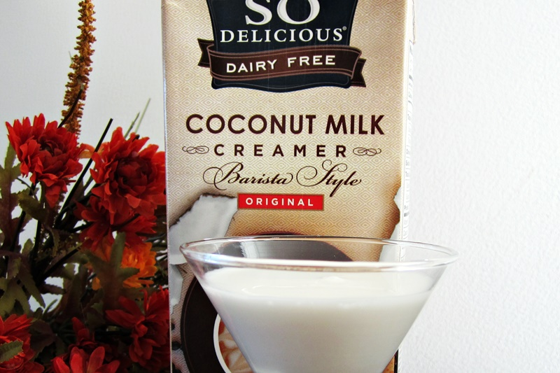 The Guide to Dairy Free Coffee Creamer: Vegan-friendly with numerous soy-free options (So Delicious Barista-Style pictured)