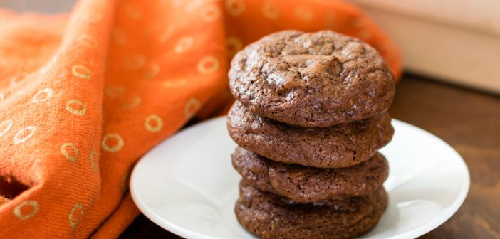 Triple Chocolate Brownie Cookies: Dairy-Free Bliss with a Gluten-Free Option