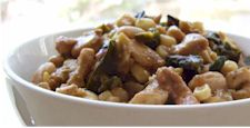 Chipotle Chicken and Chard Chili - Dairy-Free, Soy-Free, Gluten-Free, Nut-Free