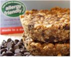Chocolate Chip Flax 'n Oat Bars