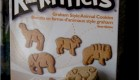 KinniKritters Graham-Style Animal Cookies