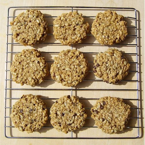 Tahini Cookies Recipe - naturally dairy-free, egg-free, gluten-free, nut-free, soy-free, plant-based, and vegan optional