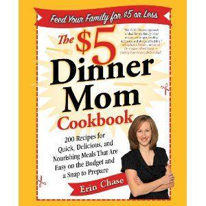 $5 Dollar Dinner Mom Cookbook