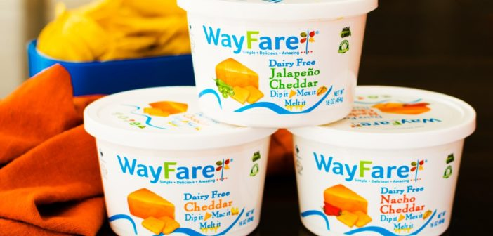 Wayfare Dairy Free Cheese: Ready to Spread, Melt or Dip