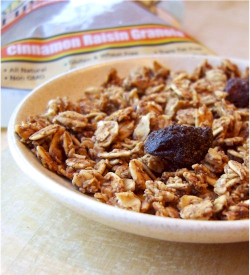 Bakery on Main Fiber Power Granola - gluten-free, dairy-free, and we've got tasting notes ...