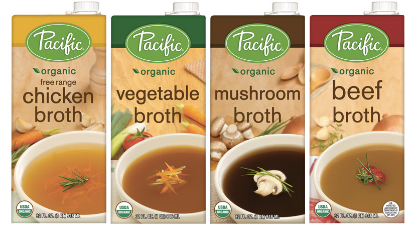 Pacific Foods Broth Mushroom Vegetable Beef And Chicken Go