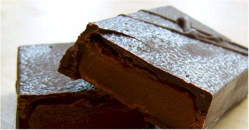 Chocolate Inspirations Vegan Caramel Bar