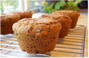Gluten-Free, Egg-Free Cinnamon Muffins