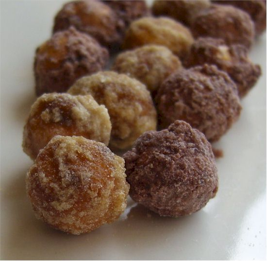 Gourmet Vegan Pretzel Bites