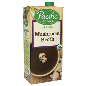 Pacific Foods Broth Reviews and Info - all dairy-free, gluten-free, and natural