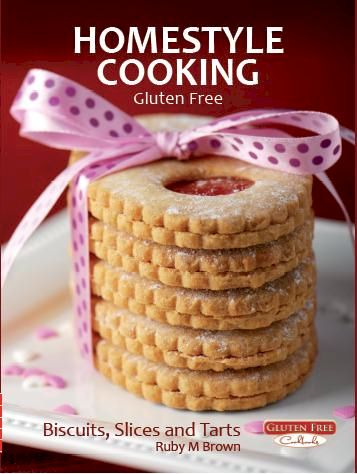 Shrewsbury Biscuits - GFCF