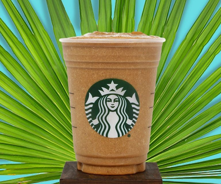 Starbucks Frappuccinos - dairy-free and vegan versions