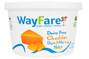 Wayfare Dairy Free Cheese (Review) - formerly known as We Can't Say It's Cheese Spreads
