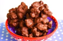 Vegan Chocolate Covered Raisins or Clusters Recipe (dairy-free, gluten-free, nut-free, soy-free, and easy!)