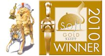 Ginger People Win 2010 Sofi Gold