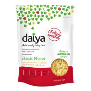 Daiya Shreds Dairy-Free Cheese Alternative Reviews and Info - Vegan, Allergy-Friendly, Classic