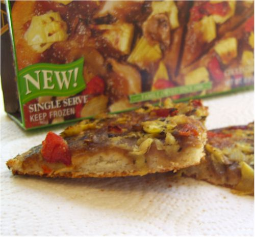 Amy's Gluten-Free No Cheese Roasted Veggie Pizza