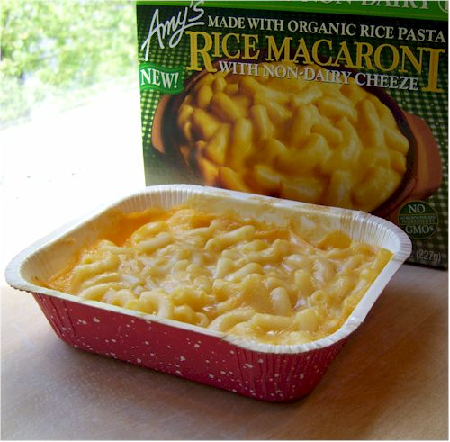 Amy's Non-Dairy Rice Mac n Cheeze