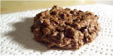 Vegan Chocolate Explosion Oatmeal Cookies
