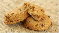 Faux Oatmeal Cookies