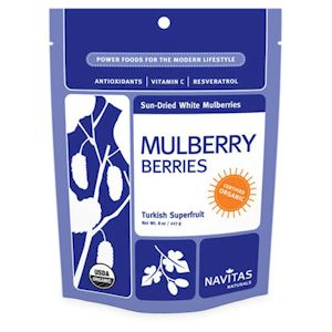 Navitas Naturals Mulberries