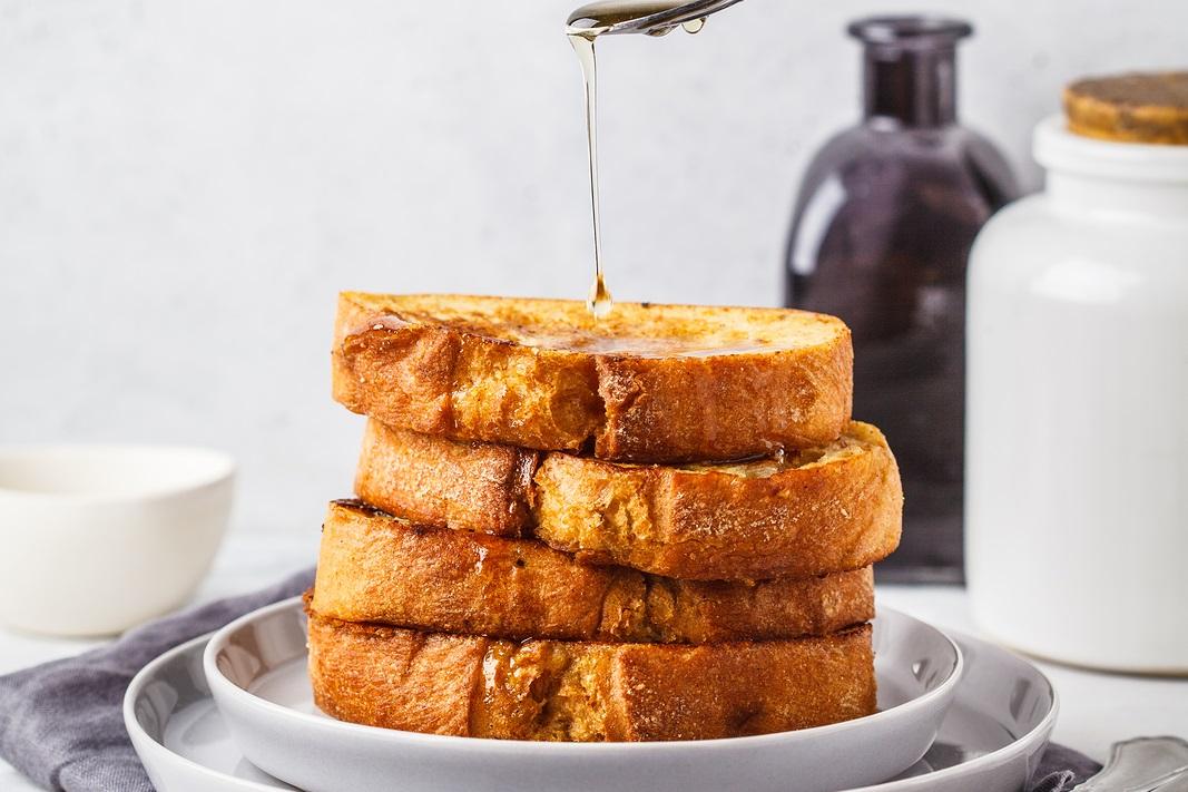 Vegan Vanilla French Toast Recipe from Dr. Neal Barnard