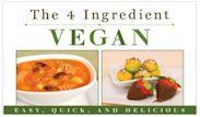 The 4 Ingredient Vegan Cookbook