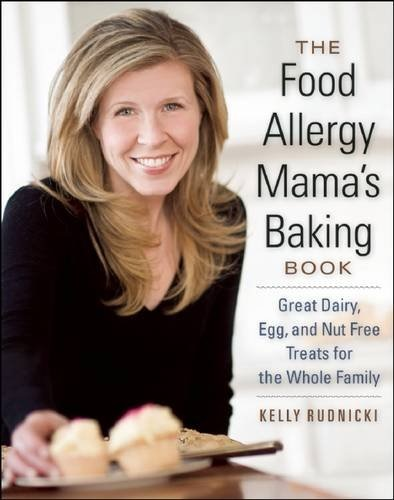 The Food Allergy Mama's Baking Book Review with sample Door County Cherry Pie Recipe (dairy-free, egg-free, nut-free, vegan)