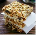 Hannah's Date Chocolate Chipe Bars - Vegan
