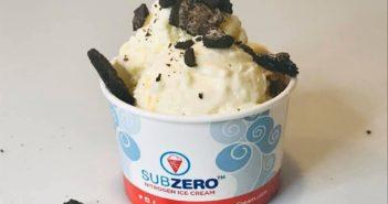 Sub Zero Nitrogen Ice Cream Shops - Dairy-Free Guide with Vegan, Gluten-Free, and Allergen Information.