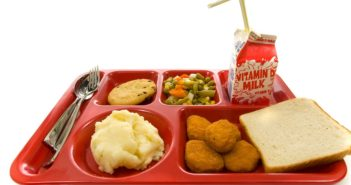 Required Milk in the School Lunch Programs - options for milk allergic, lactose intolerant and dairy-free kids